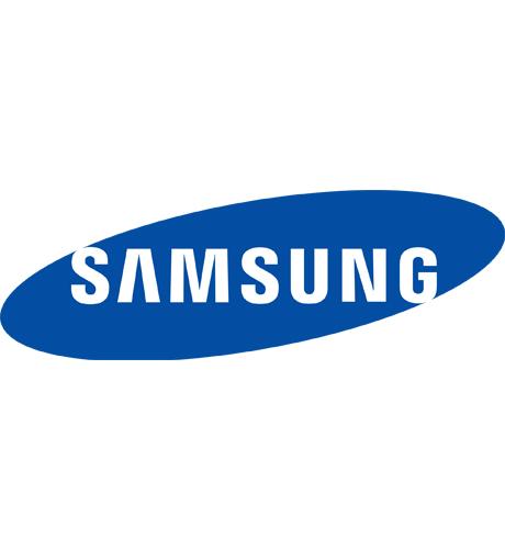 Samsung Logo Blue