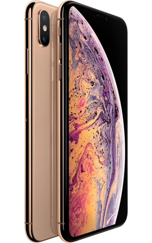 XS MAX FRONT